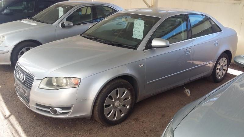 Audi A4 1.8T in Botswana
