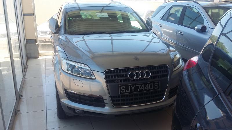 Audi Q7 Audi Q7 in Botswana
