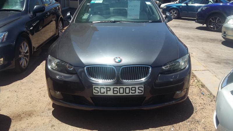 BMW 325 in Botswana