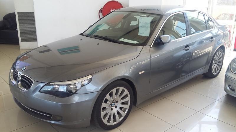 BMW 523i in Botswana