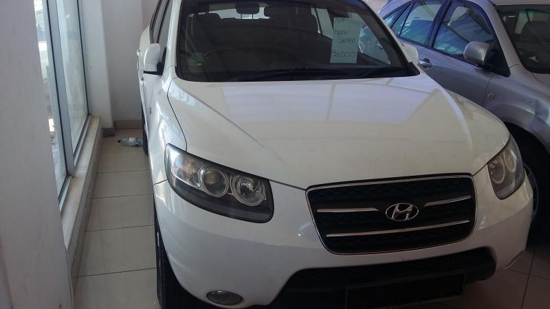 Hyundai Santafe in Botswana