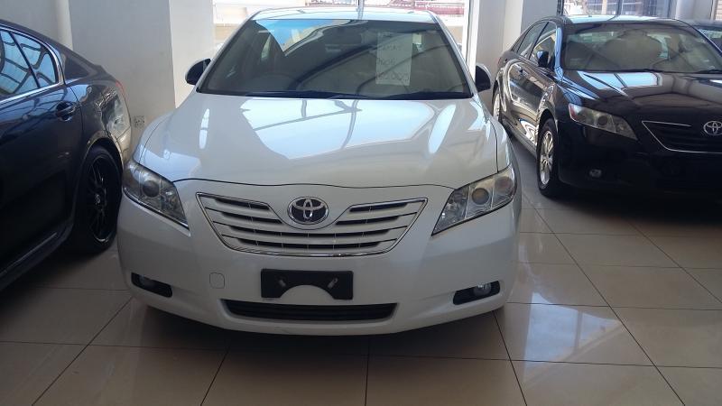 Toyota Camry in Botswana