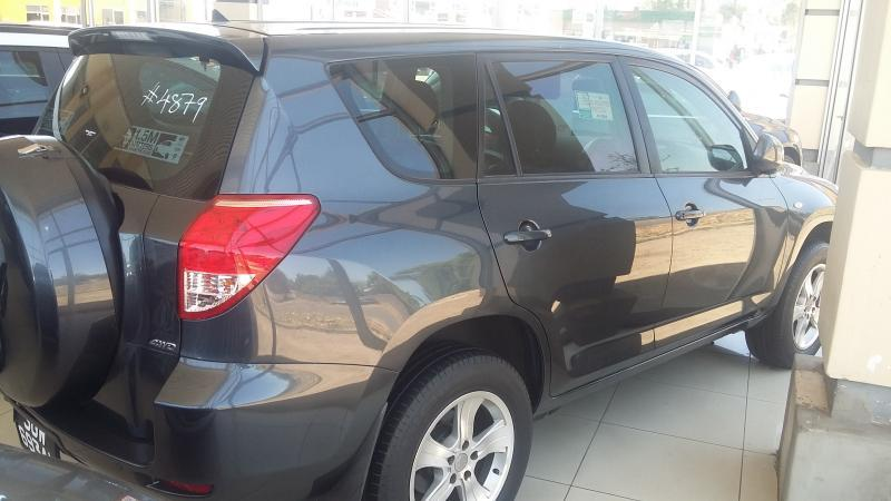 Toyota RAV4 in Botswana