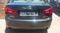 LEXUS IS250 for sale in Botswana - 2