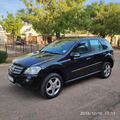 Mercedes Benz in Botswana