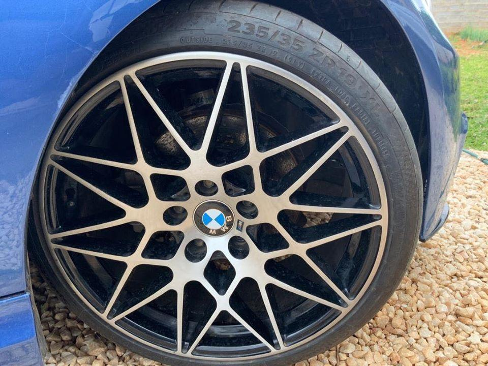 Used BMW 3 Series F30/F31/F34 in Zambia
