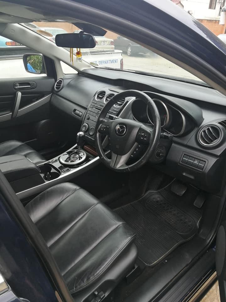 Used Mazda CX-7 in Zambia