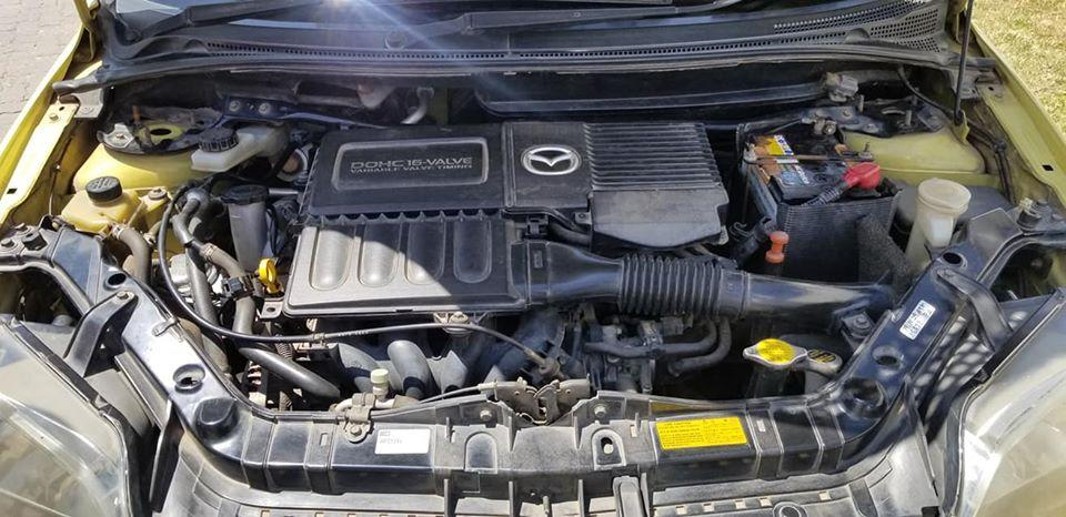 Used Mazda Demio in Zambia