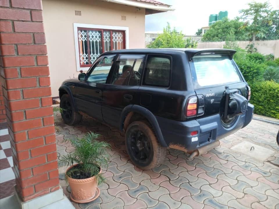 Used Toyota RAV4 in Zambia