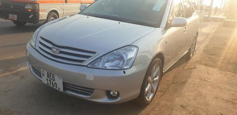Toyota Allion in Zambia