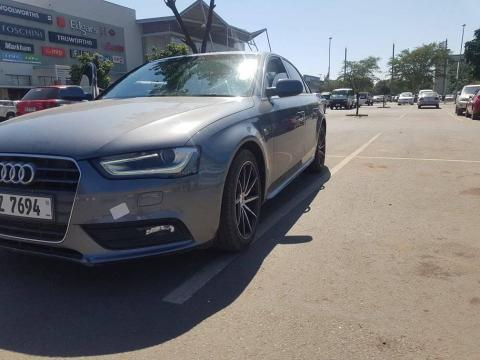 Used Audi A4 in Zambia