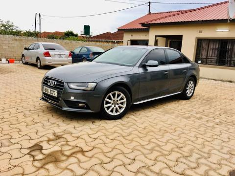 Used Audi A4 allroad B8 in Zambia
