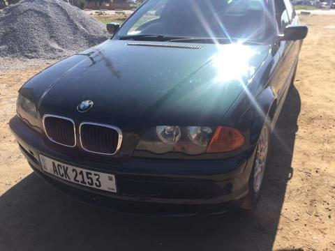 Used BMW 3 Series in Zambia