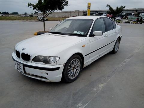 Used BMW 3 Series E46 in Zambia