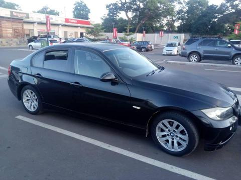 Used BMW 320 in Zambia