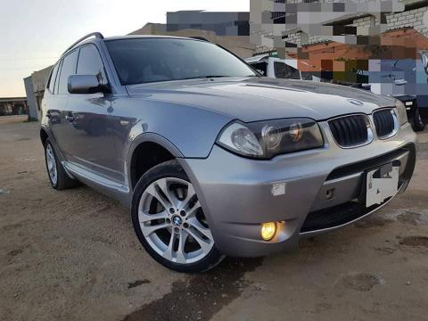 Used BMW X3 in Zambia