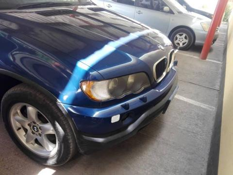 Used BMW X5 in Zambia
