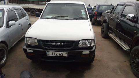 Used Isuzu KB KB 2 in Zambia