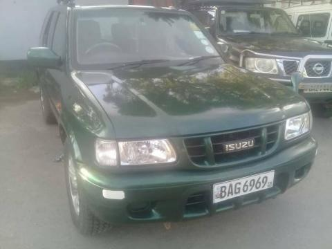 Used Isuzu Wizard in Zambia