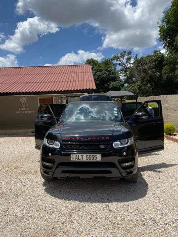Used Land Rover Range Rover Sport in Zambia