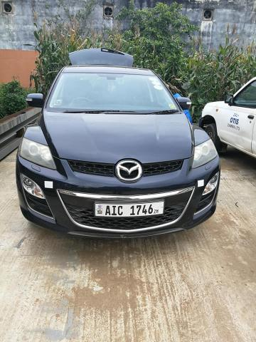 Used Mazda CX-7 in Zambia