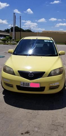 Used Mazda Demio in Zambia