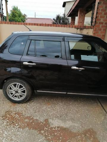 Used Mazda Verisa in Zambia