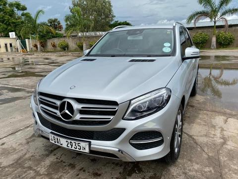 Used Mercedes-Benz GLE in Zambia