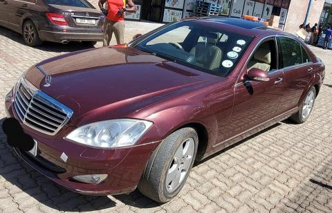 Used Mercedes-Benz S-Class in Zambia