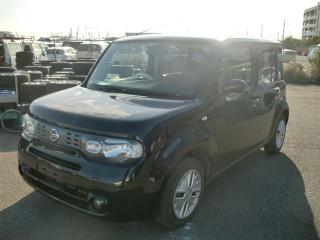 Used Nissan Cube in Zambia