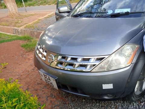 Used Nissan Murano in Zambia