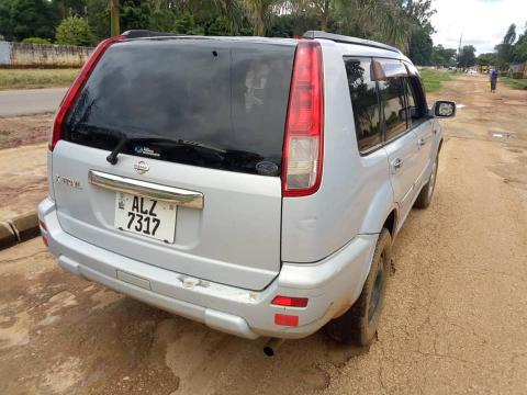 Used Nissan X-Trail in Zambia