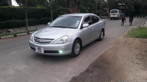 Used Toyota Allion in Zambia