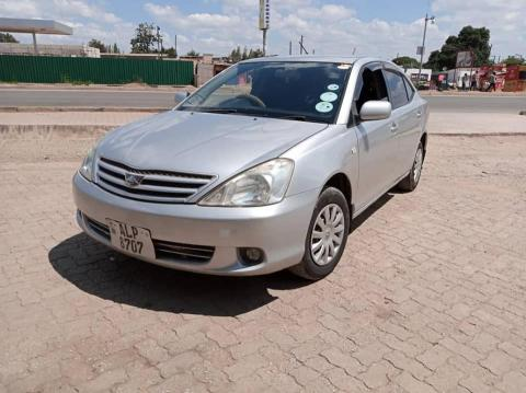 Used Toyota Allion in Zambia