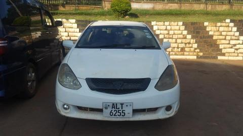 Used Toyota Caldina in Zambia