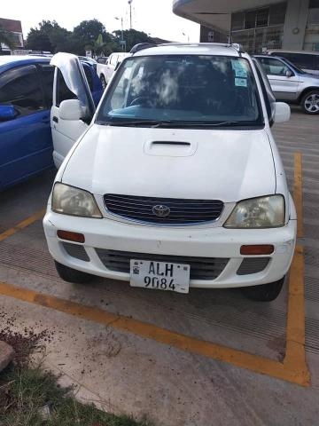 Used Toyota Cami in Zambia