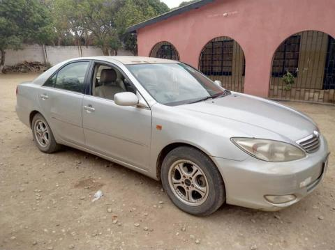 Used Toyota Camry in Zambia