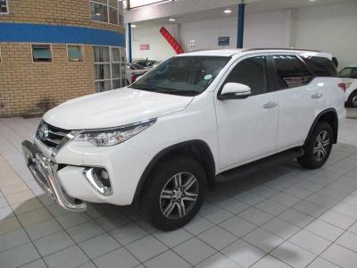 Used Toyota Fortuner 2 in Zambia