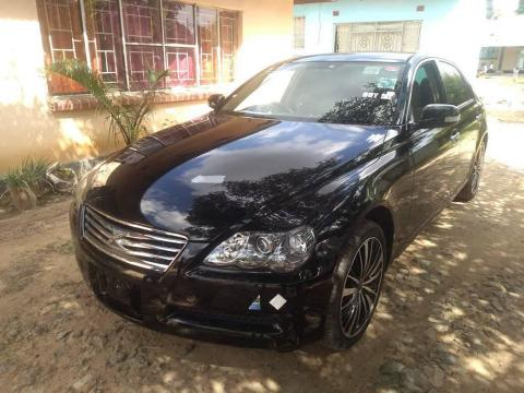 Used Toyota Mark X in Zambia