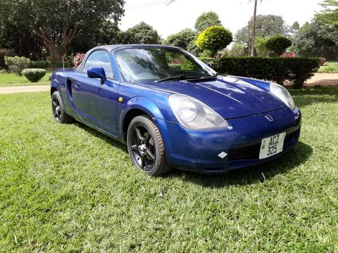 Used Toyota MR-S in Zambia