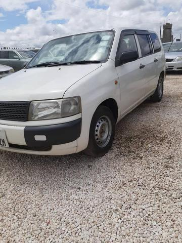 Used Toyota Probox in Zambia
