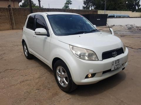 Used Toyota Rush in Zambia