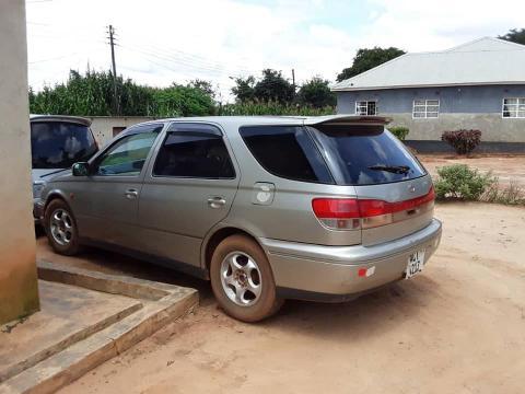 Used Toyota Vista in Zambia