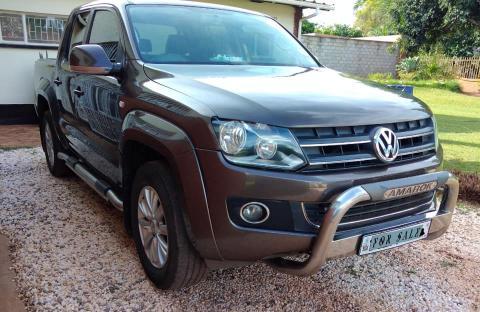 Used Volkswagen Amarok in Zambia