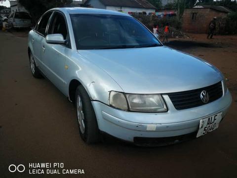 Used Volkswagen Passat in Zambia