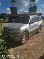 Used Mitsubishi Pajero for sale in Zambia - 0