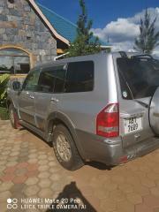 Used Mitsubishi Pajero for sale in Zambia - 1