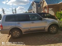 Used Mitsubishi Pajero for sale in Zambia - 2