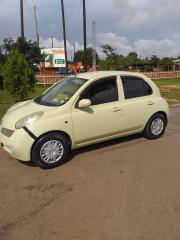 Used Nissan March for sale in Zambia - 0