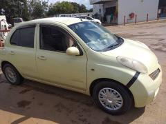 Used Nissan March for sale in Zambia - 1